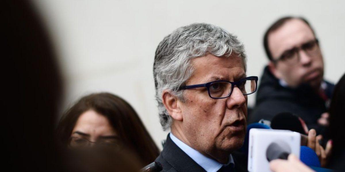 Eyzaguirre niega roces en el Gobierno: