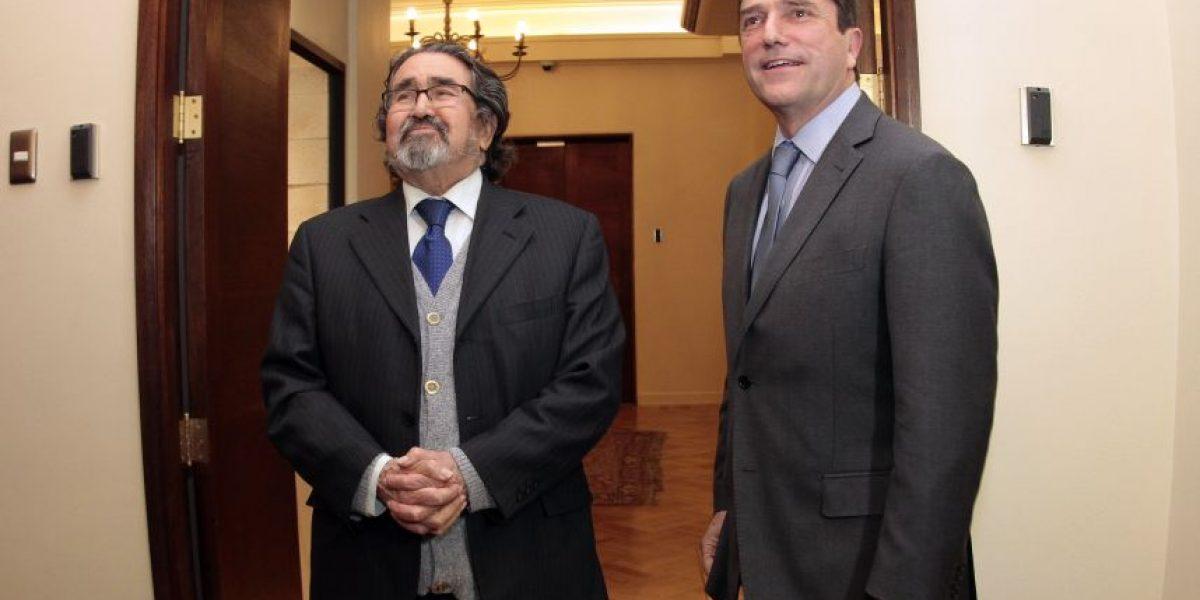Ex ministro Solís se integra a unidad de DD.HH. del Ministerio de Defensa