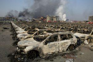 Sin embargo, China no quiere pagarles para no tener que hacerlo a víctimas de otros accidentes. Foto:AP. Imagen Por: