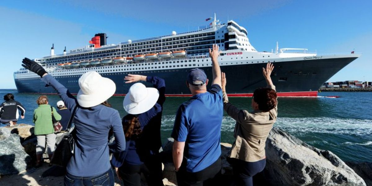 ¿Qué tan seguro es para un chileno trabajar en un crucero?