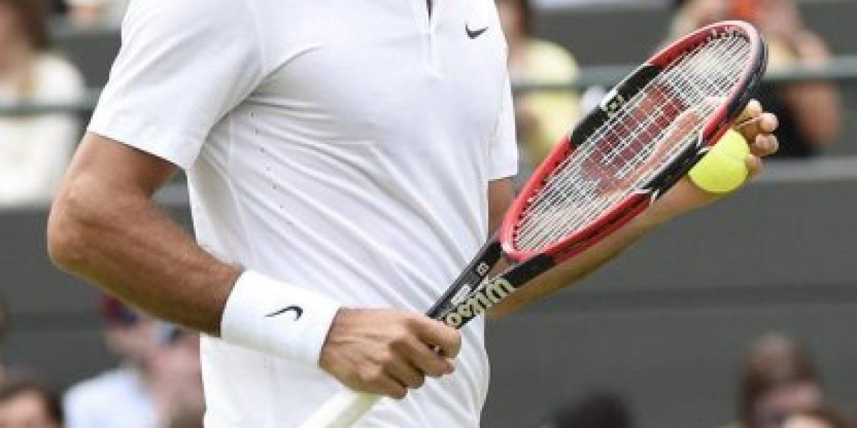 Federer a los 34 años: