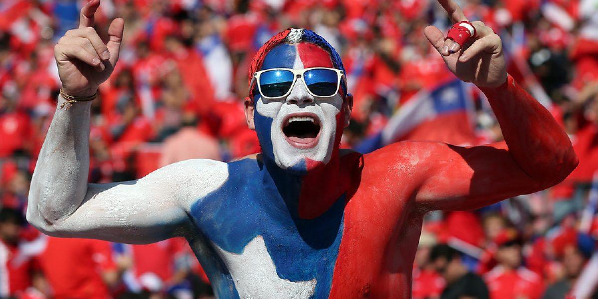 ANFP decidió vender abonos para las clasificatorias al Mundial de Rusia 2018