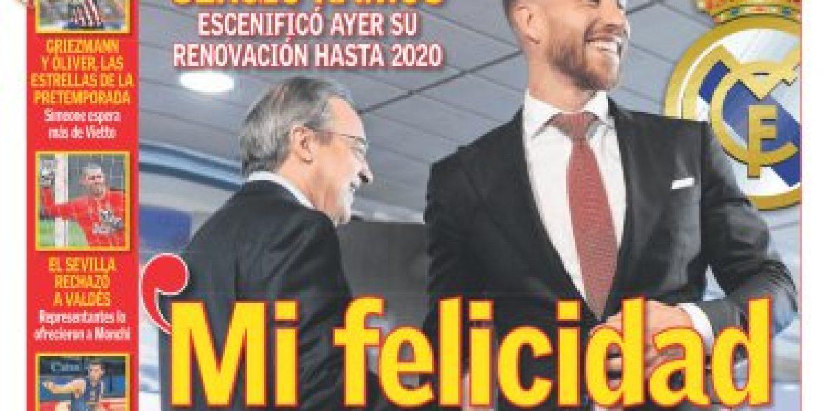 En Barcelona se lamentan y en Madrid festejan: las portadas de los diarios españoles