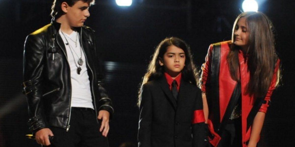 Michael Jackson: Más de 4 millones de dólares es lo que cuesta el cuidado de sus hijos