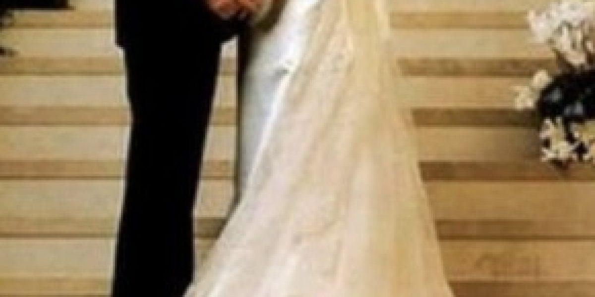 "filtran vestido de novia"" de jennifer aniston | publimetro chile"