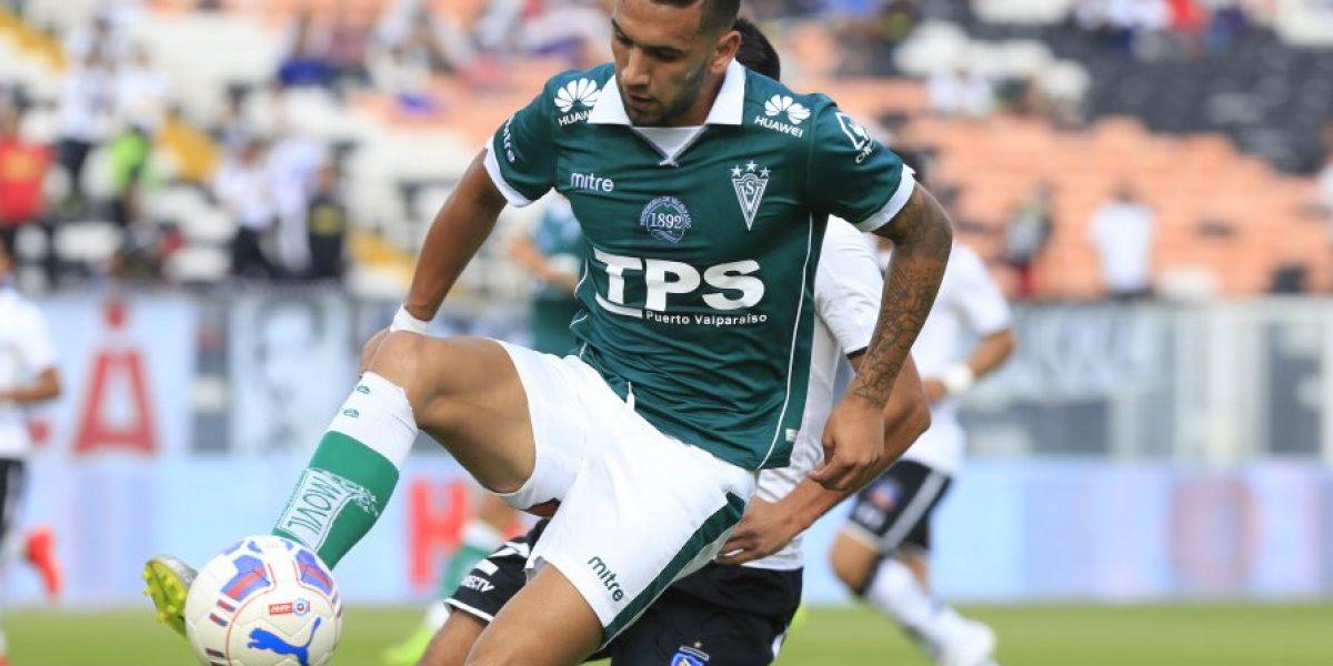 Ex delantero de Wanderers hará dupla con Raúl en el New York Cosmos