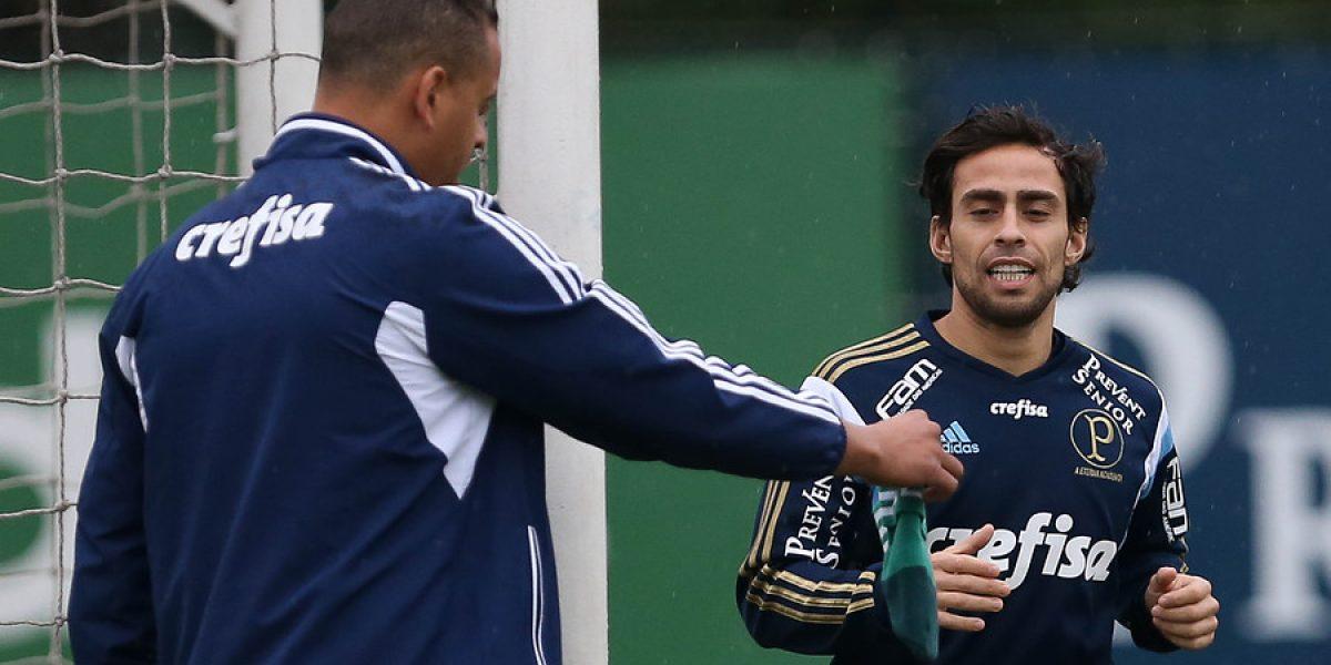 Jorge Valdivia deja Palmeiras con sentido mensaje: