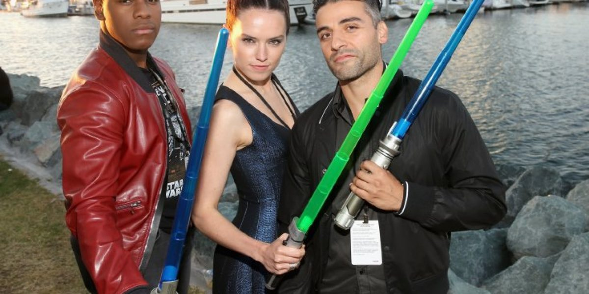 La fuerza está con ellas: Daisy Ridley y Felicity Jones, las nuevas heroínas del universo