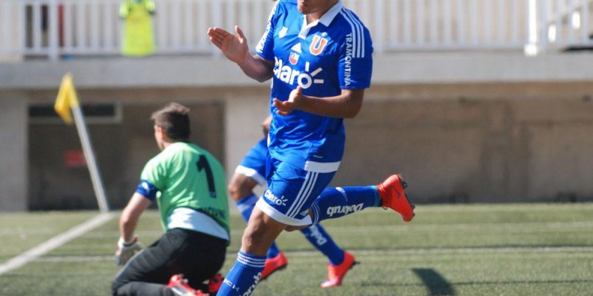 Leandro Benegas podría partir al fútbol italiano en calidad de préstamo