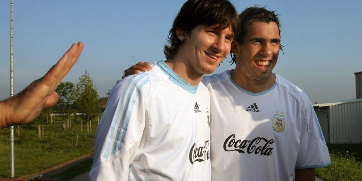 Messi cumplió una década sin títulos con la selección adulta de Argentina