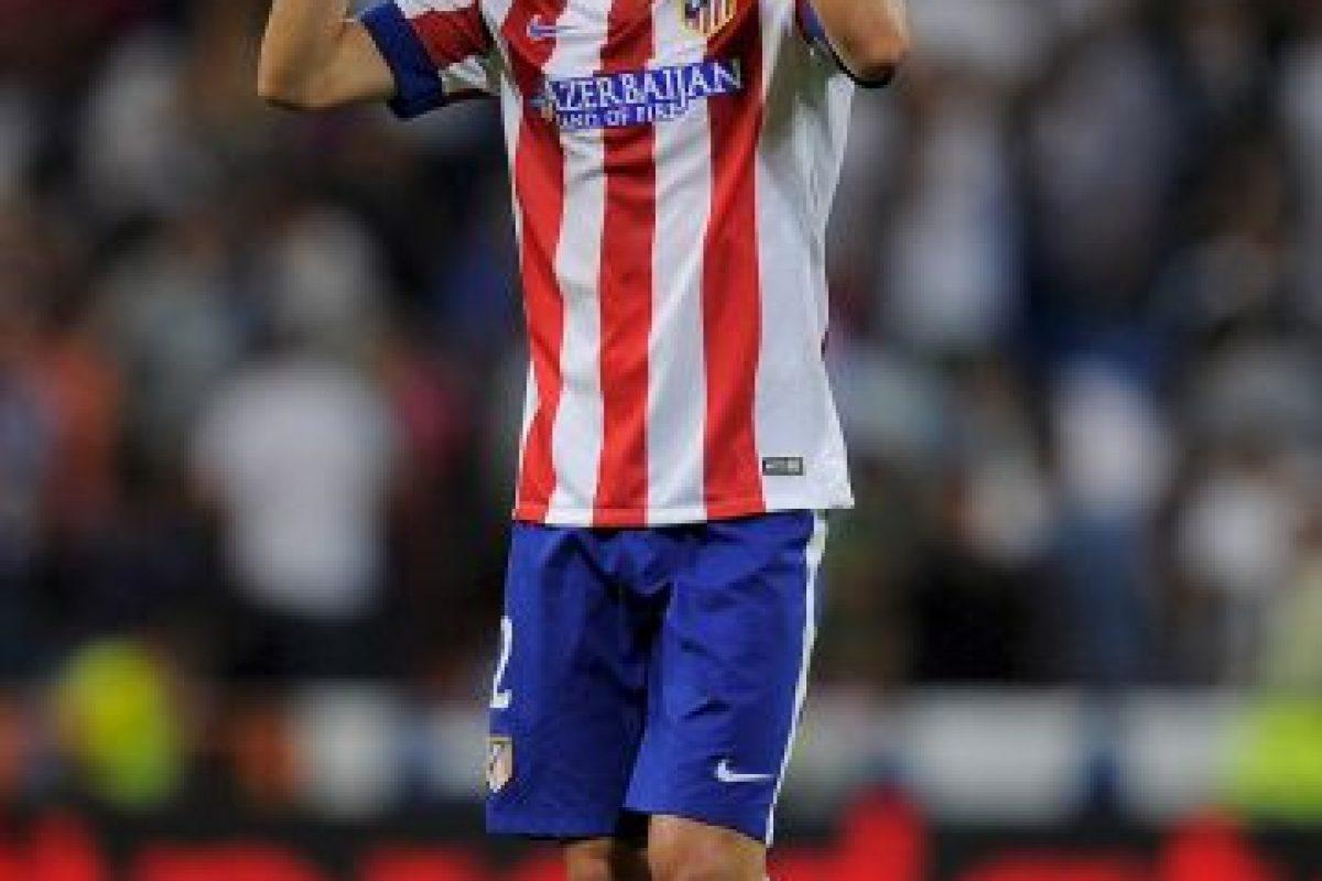CENTRAL: Diego Godín (Atlético de Madrid/Uruguay) Foto:Getty Images. Imagen Por: