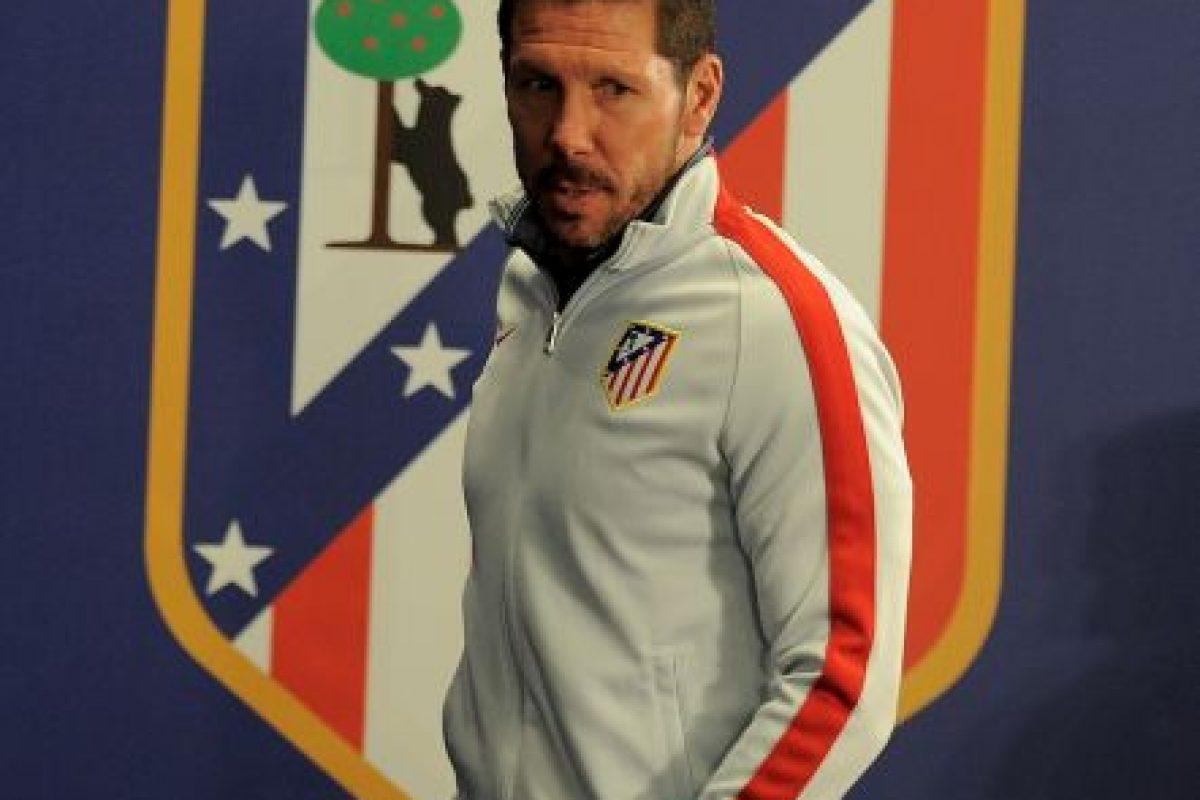 ENTRENADOR: Diego Simeone (Atlético de Madrid/Argentina) Foto:Getty Images. Imagen Por:
