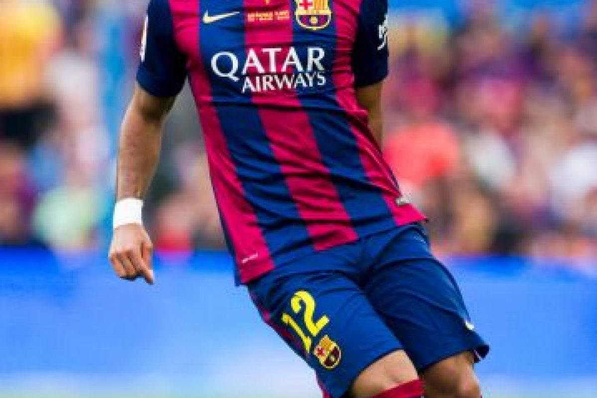 MEDIOCENTRO: Rafa Alcántara (Barcelona/Brasil) Foto:Getty Images. Imagen Por: