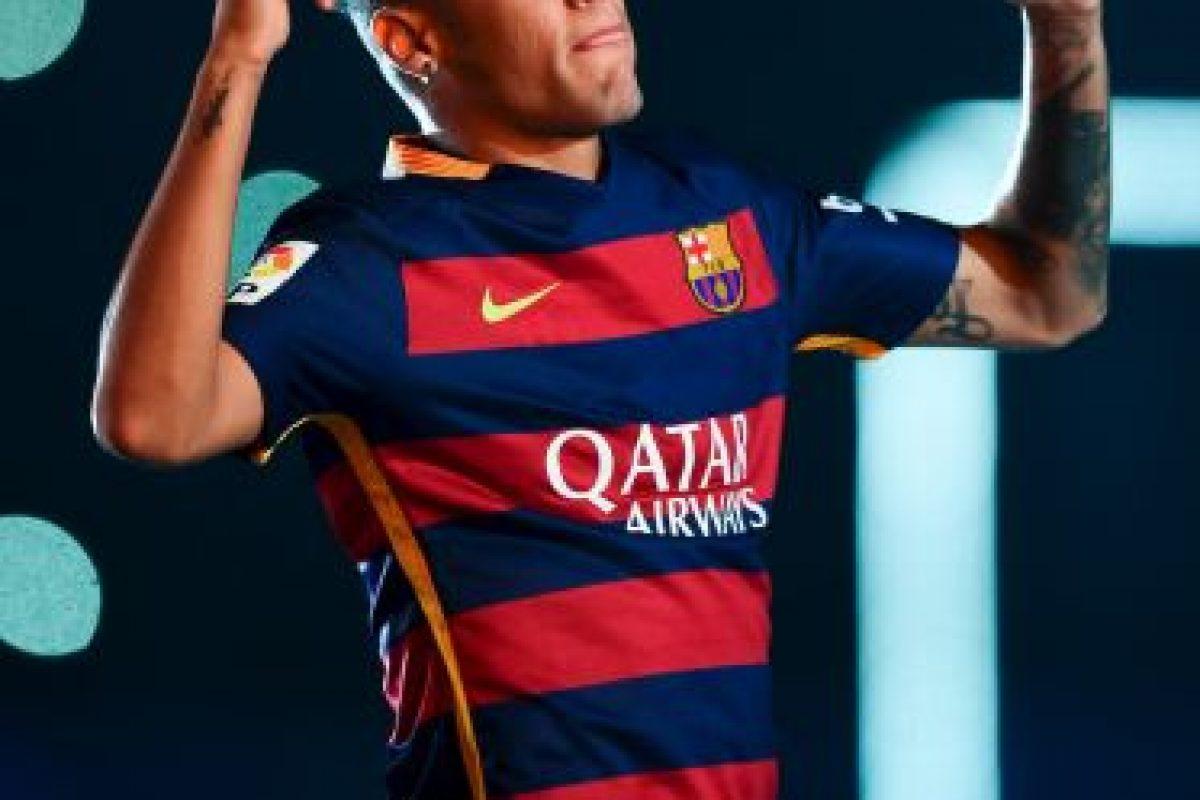 EXTREMO IZQUIERDO: Neymar (Barcelona/Brasil) Foto:Getty Images. Imagen Por: