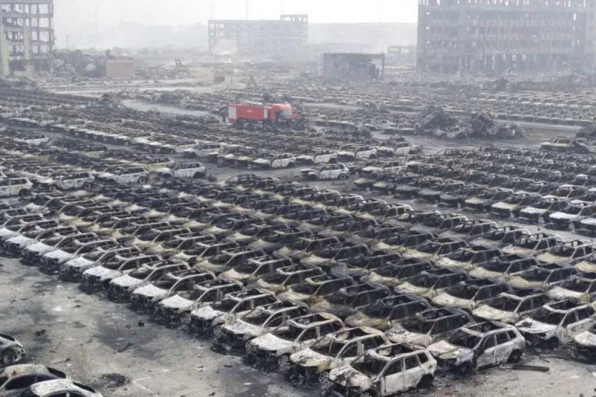 Empresas multinacionales como Toyota o John Deere suspendieron sus operaciones en la zona Foto:Getty Images. Imagen Por: