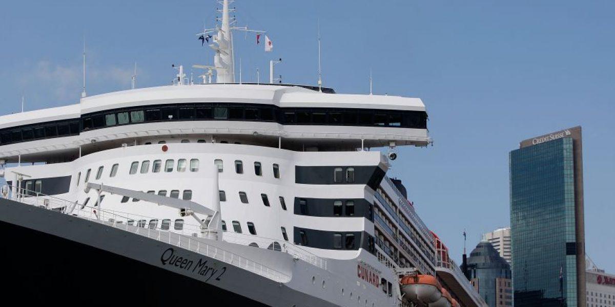 Queen Mary 2: familiares de joven perdido acuden a cancillería