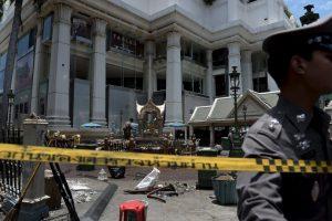 Ningún grupo terrorista se ha adjudicado la autoría del ataque. Foto:AFP. Imagen Por: