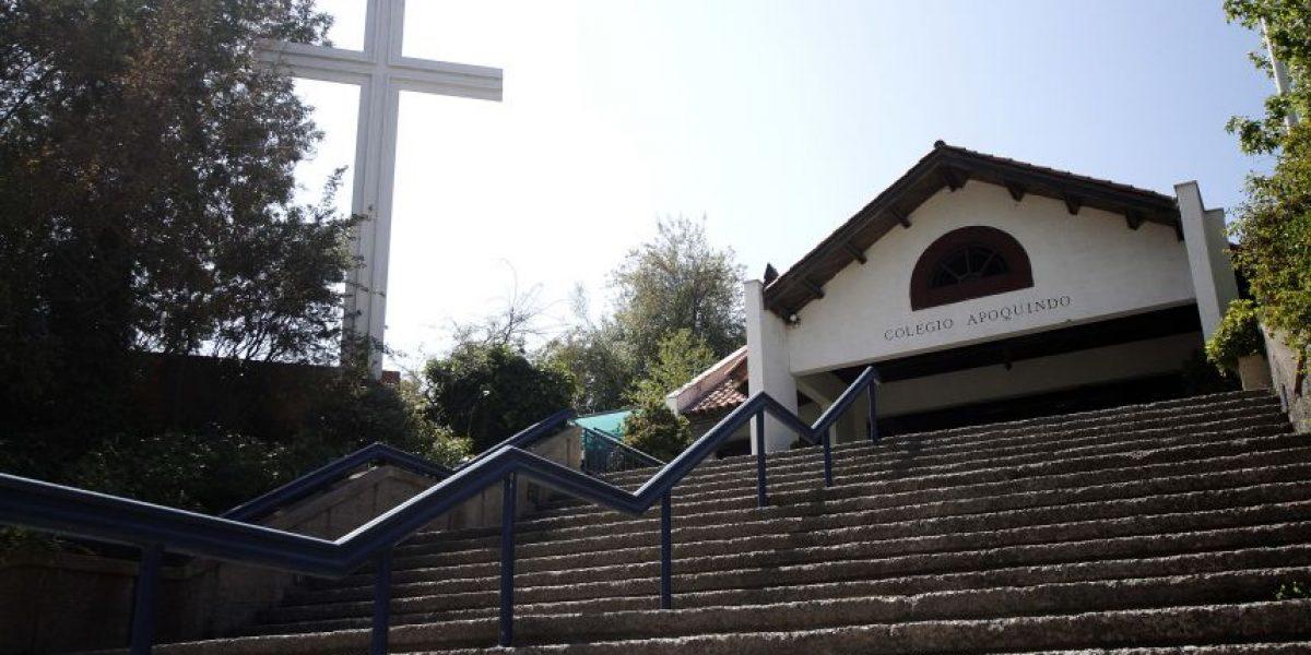 Vaticano comienza causa canónica contra ex capellán de Colegio Apoquindo