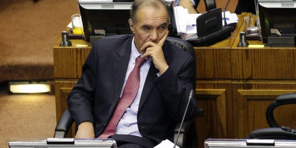 Caso Corpesca: acogen querella contra senador Orpis