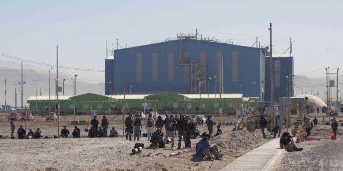 Trabajadores del cobre materializan mesa de negociación con empresas de Coldelco