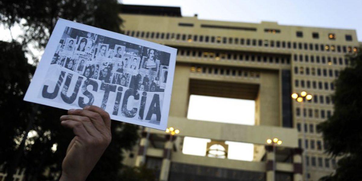 Reducen condenas a ex marinos condenados por secuestro de mirista