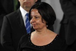 Ex ministra Barattini Foto:Agencia UNO. Imagen Por: