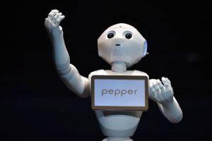 Se agota en un minuto primera tirada de robots que interpretan a humanos Foto:AP. Imagen Por:
