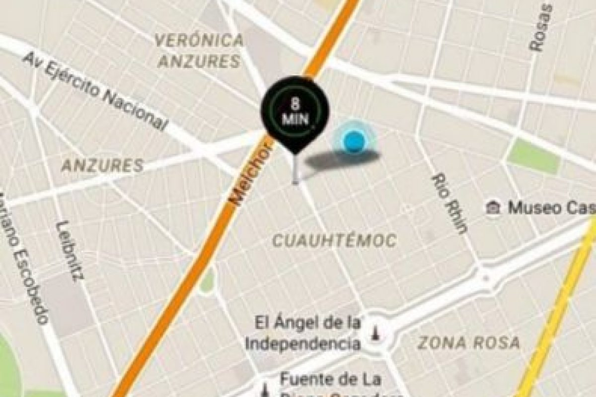 Se realizó en la Ciudad de México en el marco del Día Internacional de llevar el perro a la oficina. Foto:Uber. Imagen Por: