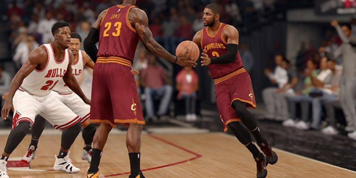 Aprende y juega básquetbol de una manera distinta con el videojuego NBA Live 16 PRO-AM