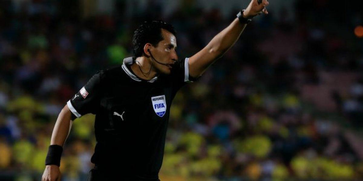 Osses a Colo Colo y Gamboa a la U: los árbitros de la cuarta fecha del Apertura