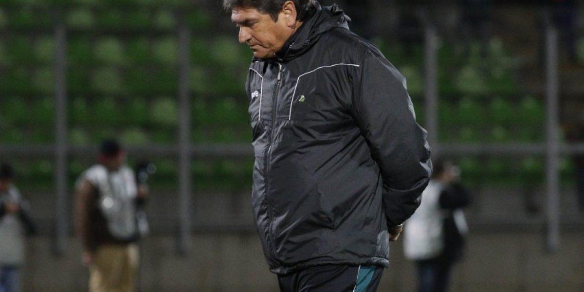 Astorga apuntó al arbitraje y al nivel de los jóvenes por eliminación de Wanderers