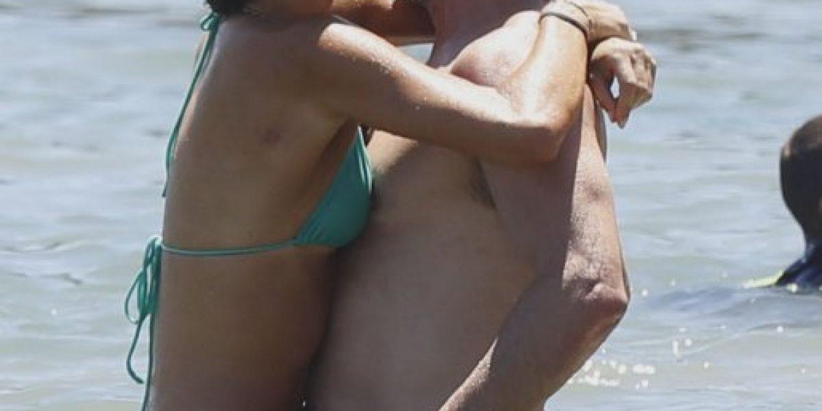 Para llorar: Gerard Butler perdió los abdominales que consiguió en