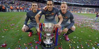 © 2015 FC Barcelona. Imagen Por: