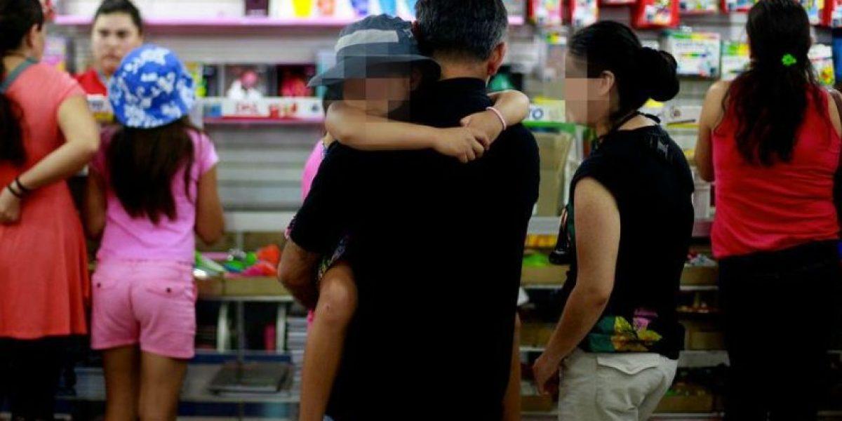 Casi 4 mil hombres han sido detenidos en la RM por no pagar pensión alimenticia
