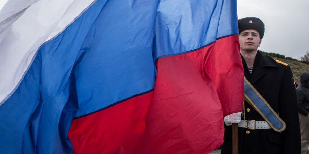 La curiosa campaña comunicacional que inició Rusia en Chile