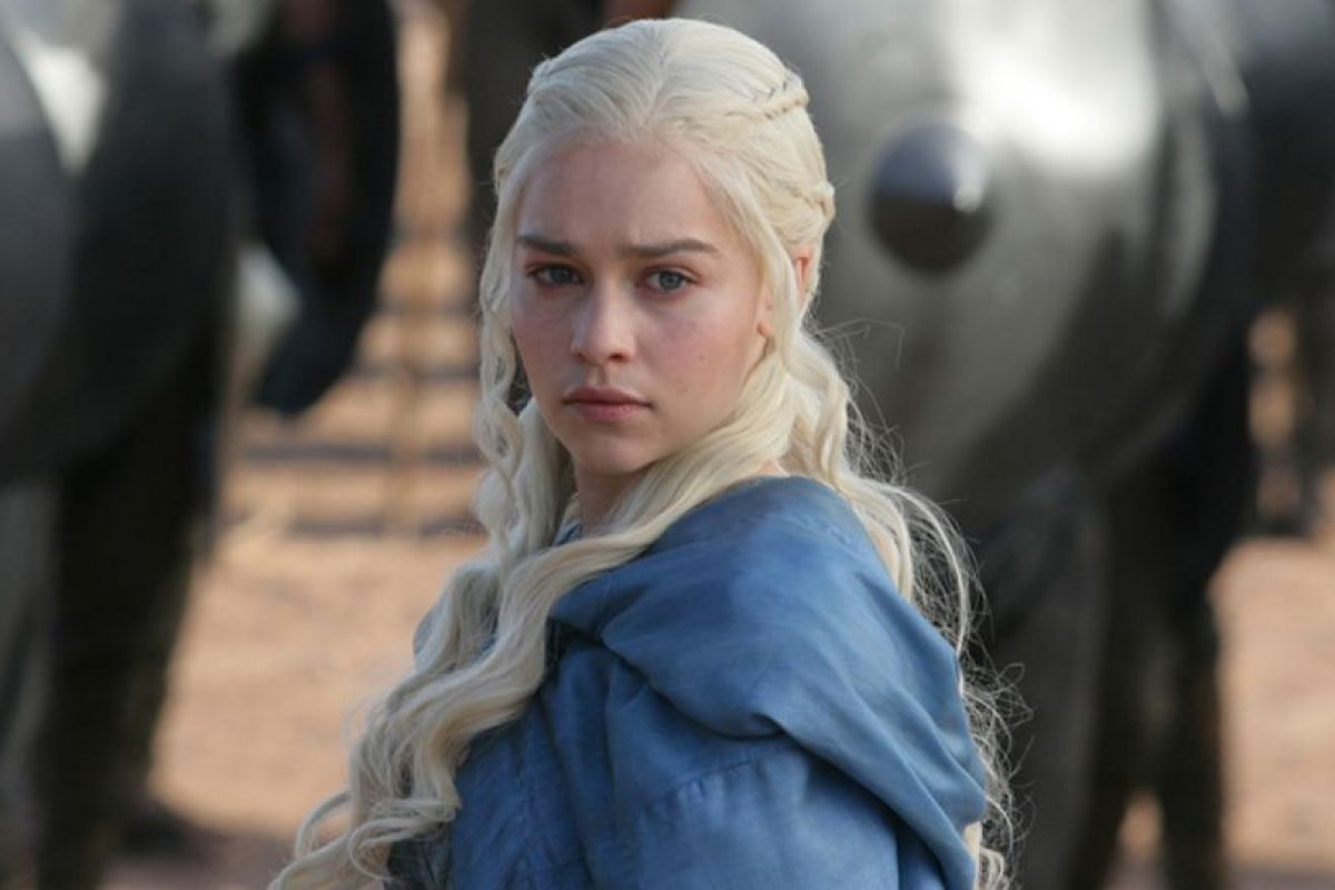 """50 niñas fueron nombradas Khaleesi, como """"la madre de los dragones"""". Foto:Vía HBO. Imagen Por:"""