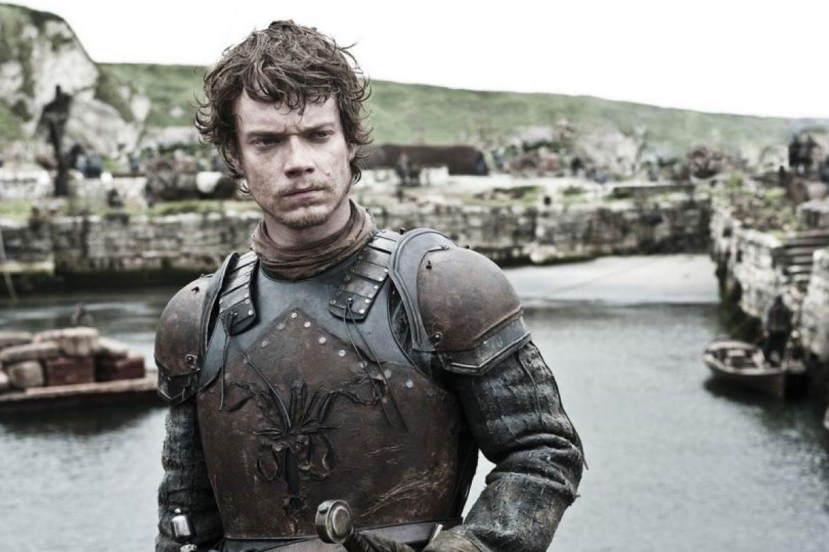 Los padres de 18 bebés se inspiraron en Theon Greyjoy. Foto:Vía HBO. Imagen Por: