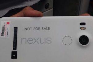 Según los rumores, LG sería la encargada de desarrollar y fabricar un sucesor para el Nexus 5 Foto:twitter.com/@MKBHD. Imagen Por: