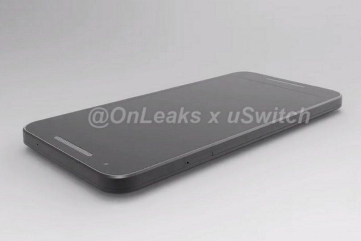 El nuevo Nexus de LG parece un híbrido entre el Nexus 5 2013 y el Nexus 6 de Motorola Foto:twitter.com/@OnLeaks. Imagen Por: