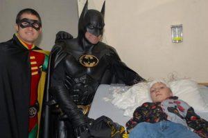 Se hizo famoso debido a que comúnmente se disfrazaba de Batman. Foto:Vía facebook.com/4.BATMAN. Imagen Por: