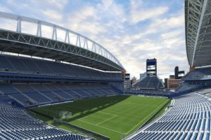 CenturyLink Field (Seattle Sounders FC, Major League Soccer) Foto: EA Sports. Imagen Por:
