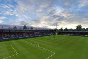 Vitality Stadium (Bournemouth, Barclays Premier League) Foto: EA Sports. Imagen Por: