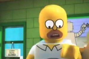 En versión Lego Foto:FOX. Imagen Por: