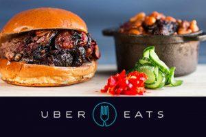 UberEATS les lleva comida hasta la comodidad de su hogar. Foto:Uber. Imagen Por: