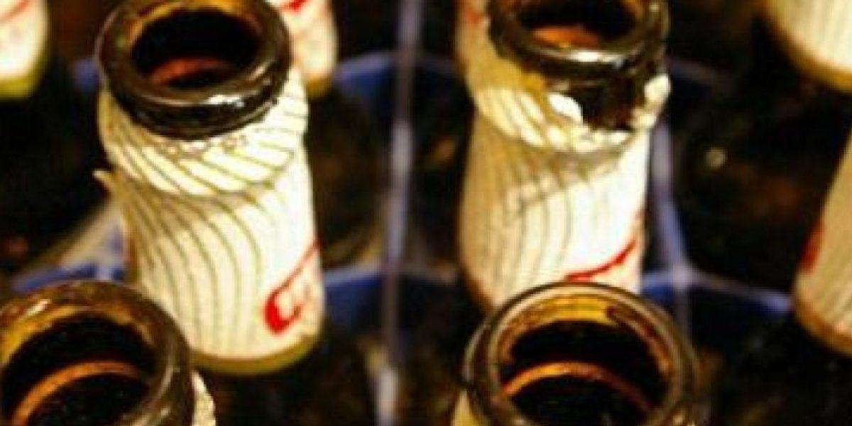 Ladrones descorchan 1.200 botellas en Alemania para ganar un equipo de música