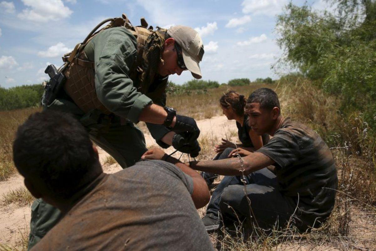 Incautación de los pagos de remesas derivadas de los salarios ilegales Foto:Getty Images. Imagen Por: