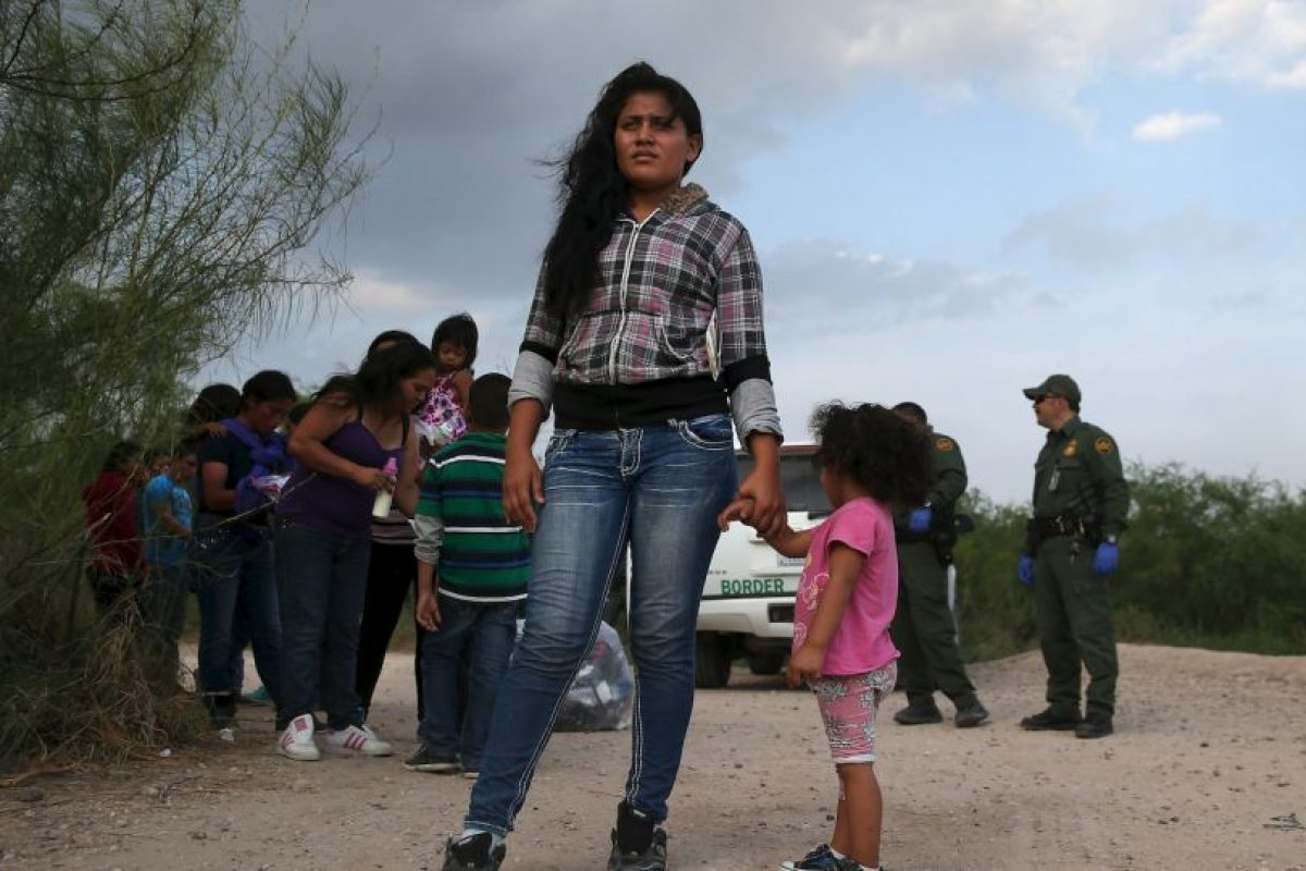 """""""Cualquier plan migratorio debe mejorar los trabajos, los salarios y la seguridad de los estadounidenses"""", añadió. Foto:Getty Images. Imagen Por:"""