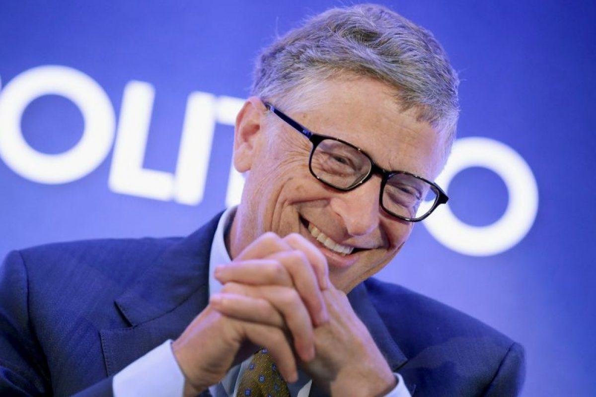 Bill Gates: El empresario estadounidense y uno de los más ricos del mundo, nació hace 59 años, el 28 de octubre de 1955 Foto:Getty Images. Imagen Por: