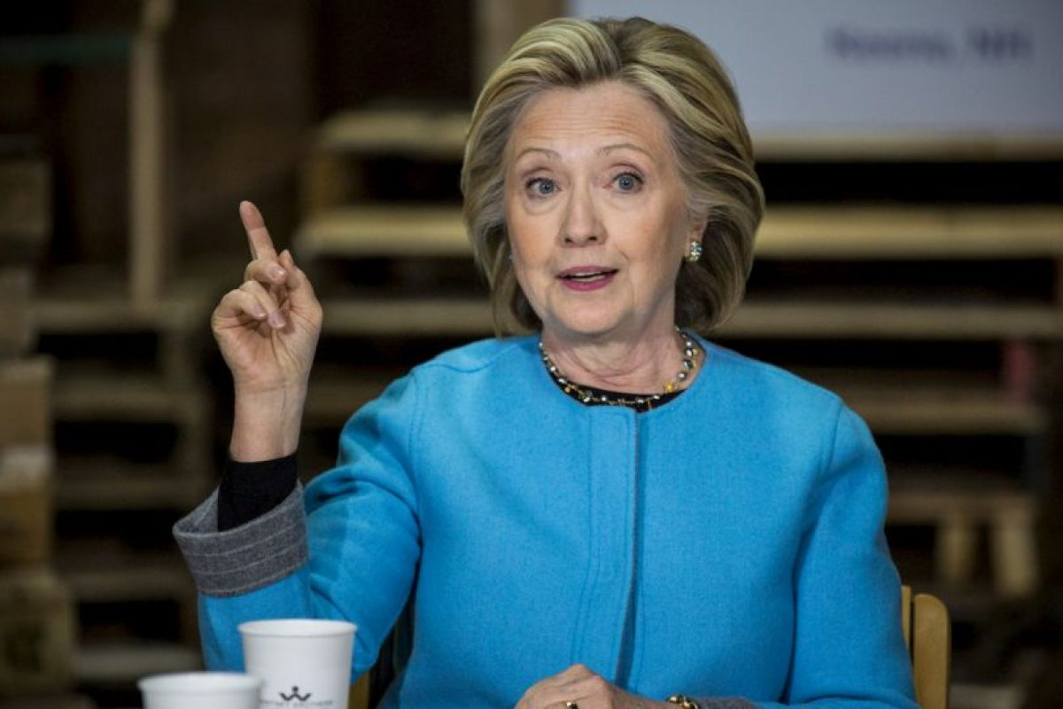 """La pasada semana el medio estadounidense """"CNN"""" publicó que tanto Hillary como Bill Clinton generaron en un periodo de 16 meses la cantidad de 30 millones de dólares. Foto:Getty Images. Imagen Por:"""