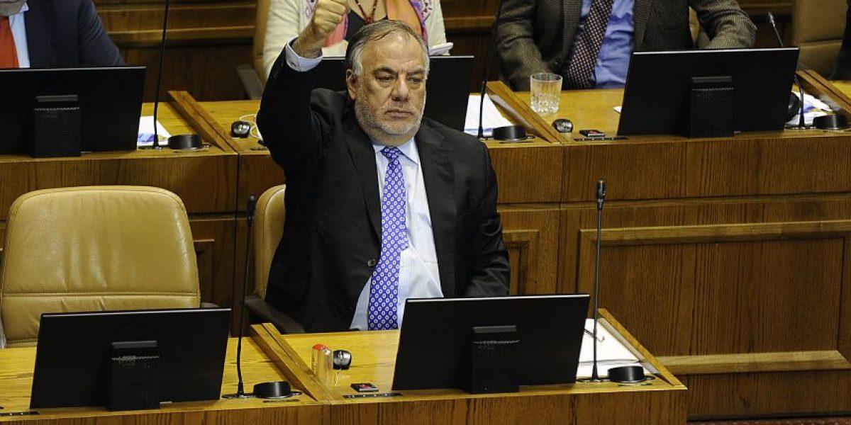 Andrade critica que la delincuencia se enfrente con